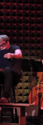 Joe's Pub performace shot 4