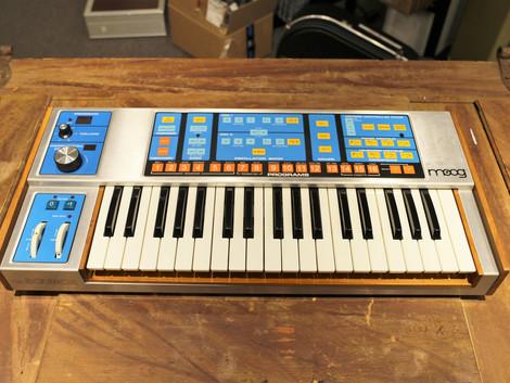 Begagnad Moog The Source 29999:- Inkl. Hardcase och manual.