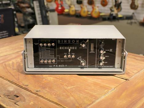 Begagnat Binson Echorec PE603T, 16999:-
