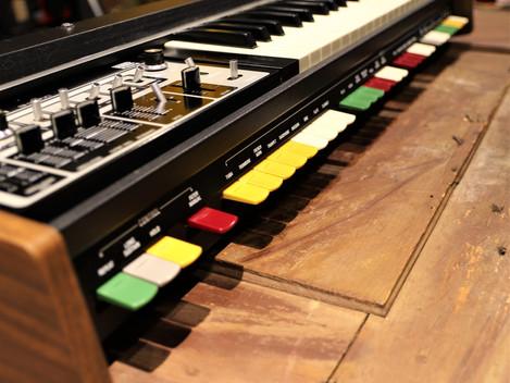 Begagnad Roland SH-2000 från 1974, 9999:-