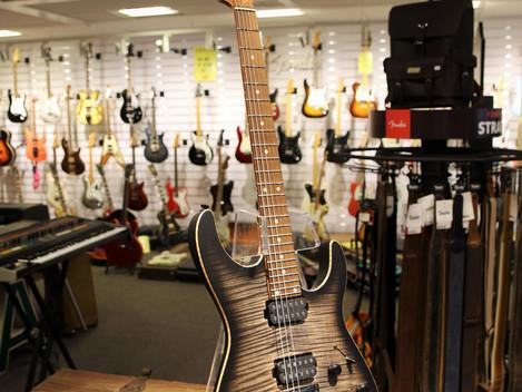 Tom Anderson Angel, ny gitarr hos Musikbörsen i Göteborg 44999:-