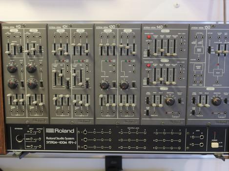 Roland System-100 hos Musikbörsen i Göteborg, 49999:-