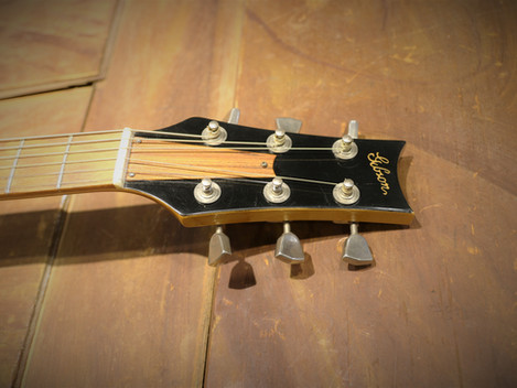 Begagnad Gibson Mk.53 från 1976, 14999:-