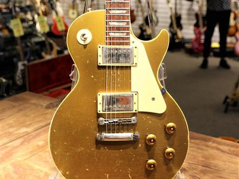 Begagnad Gibson Les Paul Goldtop från 1970