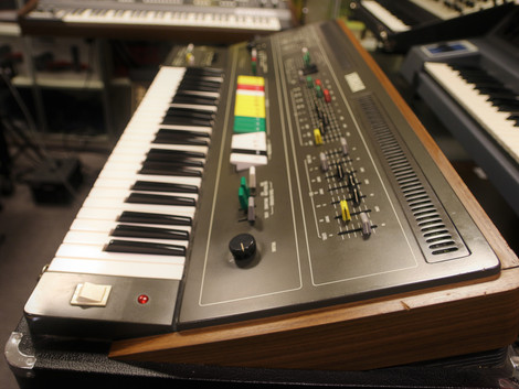 Begagnad Yamaha CS-50 Polyfonisk analogsynt 1977, 49999:-