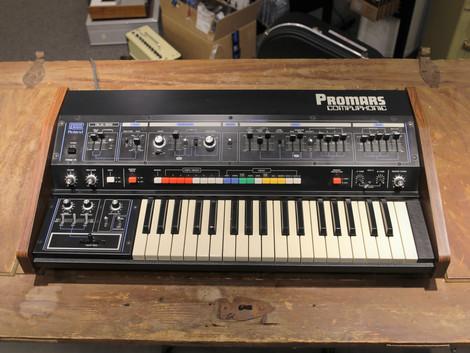 Begagnad Roland ProMars anaolg monosynt från 1980. 29999:-