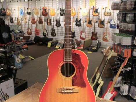 Såld, Begagnad Gibson J-45 från 1969, 39999:-