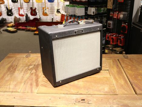 Såld, Begagnad Fender Blues Jr, 4999:-