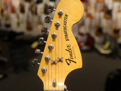 Begagnad Fender Stratocaster från 1977, 24999:-