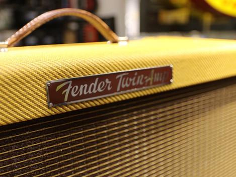 Såld,Begagnad Fender ´57 Twin Custom, 22999:-