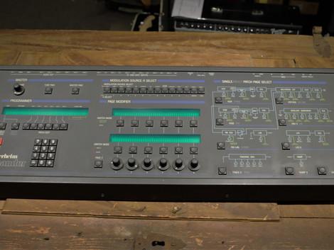 Nu har vi fått in en Oberheim Xpander hos Musikbörsen Göteborg, 49999:-