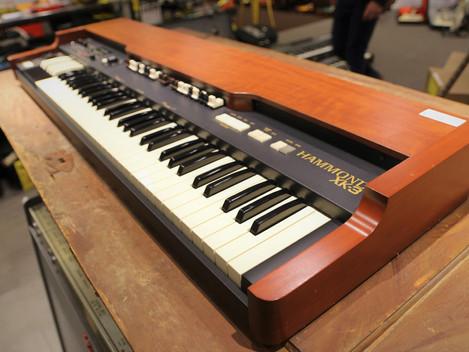 Begagnad mycket fin Hammond XK-3, 12999:-