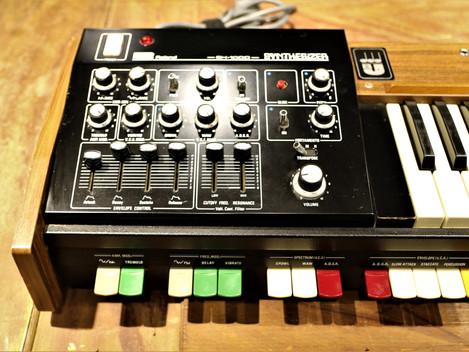 Begagnad Roland SH-1000, Rolands första synt. 10999:-