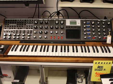 Begagnad Moog Voyager XL, 39999:-
