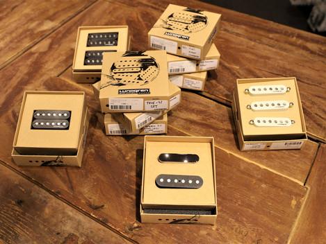 Nu kan du köpa Lundgren pickups hos Musikbörsen i Göteborg:)