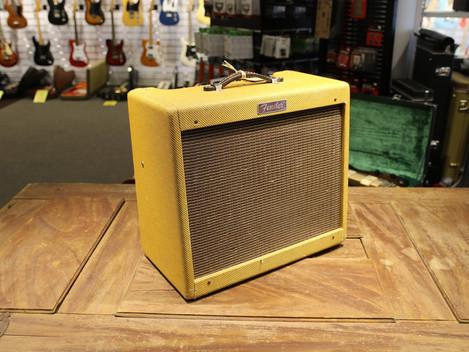 Såld, Begagnad Fender Blues Jr Limited Edition med Jensen element. 4999:-