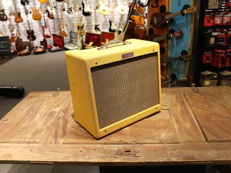 Såld, Begagnad Fender Blues Jr Tweed, 15 watt helrörsförstärkare, 4999:-