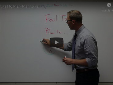 Don't Fail to Plan...