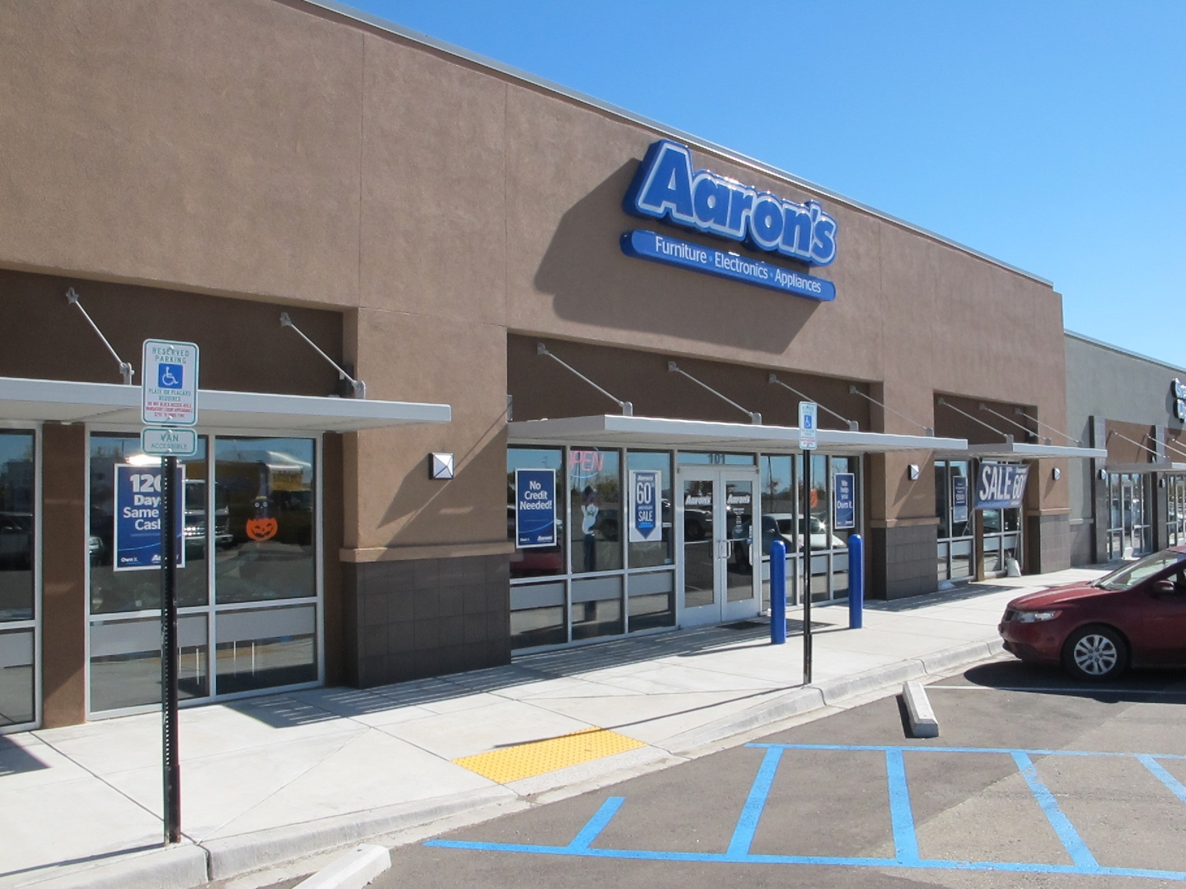 Shops to Super Walmart 1