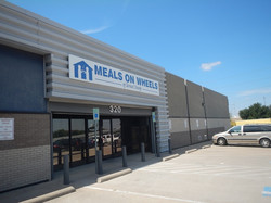 Meals on Wheels Building