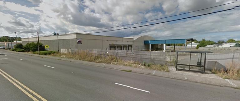 Former Pepsi Plant