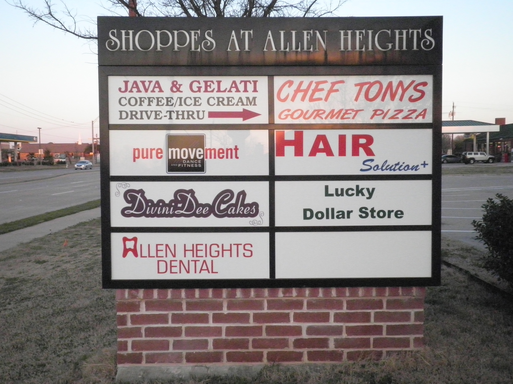 The Shoppes at Allen Heights5