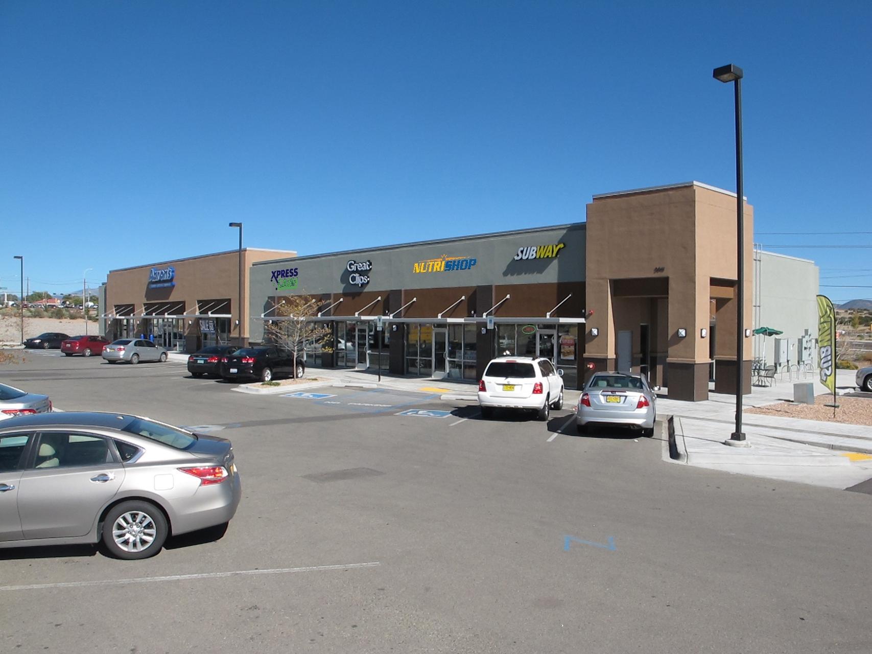 Shops to Super Walmart