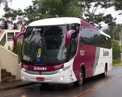 Ônibus Executivo 46 Poltronas