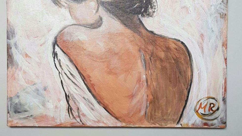Day dreamer Canvas 16x20