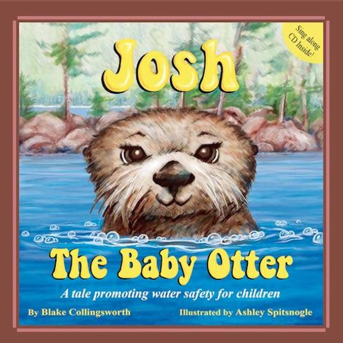 Josh the Baby Otter English Book