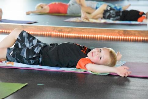 • Kids Yoga •