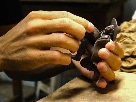 Marketplace do Coletivo de Fato voltado para a arte brasileira impulsiona renda de artesãos