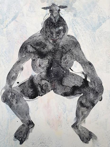 6. Amano-Uzume Nude 2