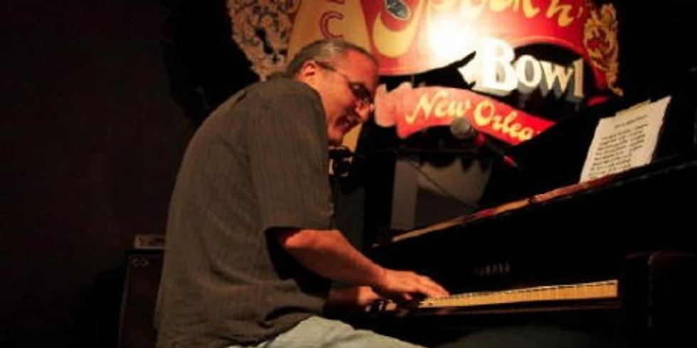 Joe Krown Trio w/Walter 'Wolfman' Washington & Wayne Maureau   6-17-20