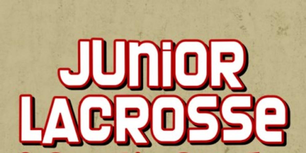 Junior Lacrosse & Sumtin' Sneaky | 8-31-18