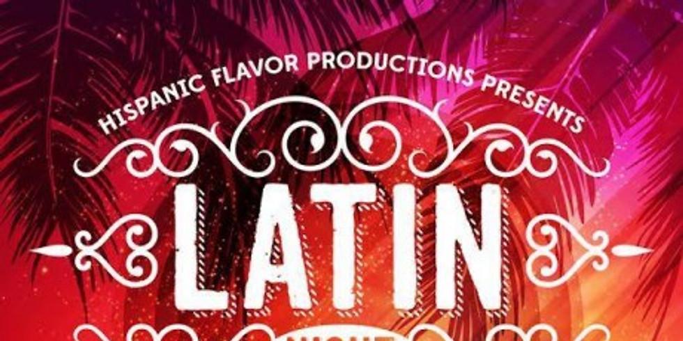 Latin Night | 9-11-18