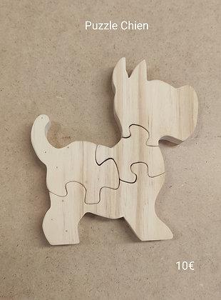 Slowgame - Puzzle chien