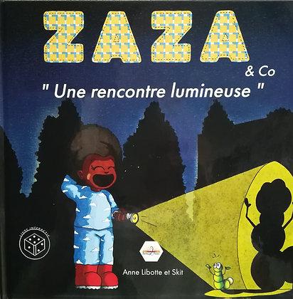 Les éditions Entre 2 Pages - Une rencontre lumineuse - Album jeu