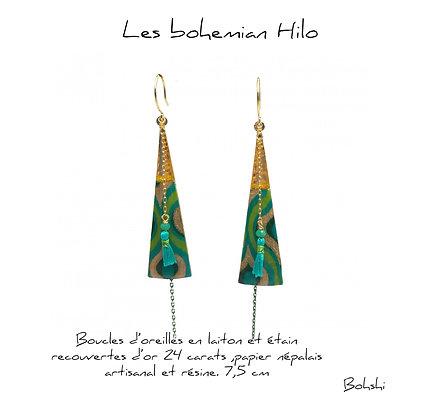 So Sol and Sea - Boucles d'oreilles - Bohemian Hilo