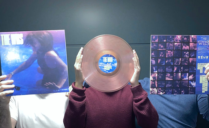 "The WRS - Vinyle ""The WRS"""