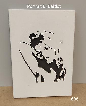 Slowgame - Portrait B. Bardot
