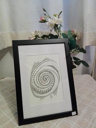 Art et Vie - Tableau Zen Art #0025