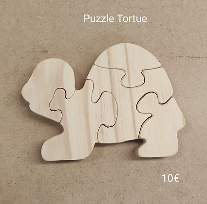 Slowgame - Puzzle tortue