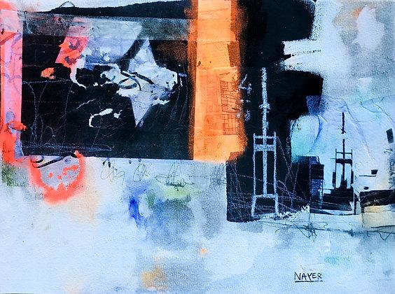 Nathalie Nayer - Studio