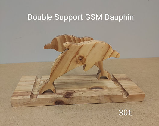 Slowgame - Support GSM double dauphins