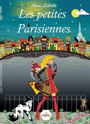Les éditions Entre 2 Pages - Les petites parisiennes - Roman jeunesse