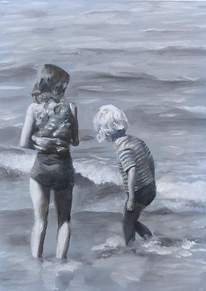 Gerda Van Damme - Peinture 3