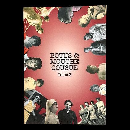 Red Orb Créations - Livret Botus et Mouche Cousue TOME 3
