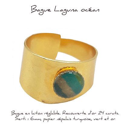 So Sol and Sea - Bague 2 Laguna