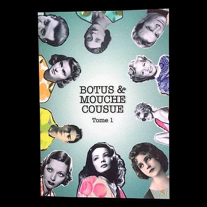 Red Orb Créations - Livret Botus et Mouche Cousue TOME 1